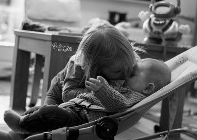 Gezinsfotograaf Tilburg Evie en Tijl